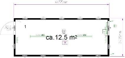 Планировка CONTAINEX 9475256-001a