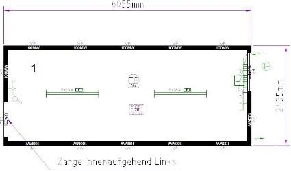 Планировка CONTAINEX T320DED327254-9002-002