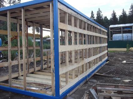 Блок-контейнеры Стандарт