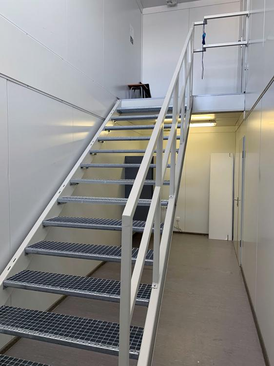 Лестница для CONTAINEX