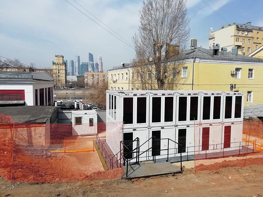 Москва CONTAINEX