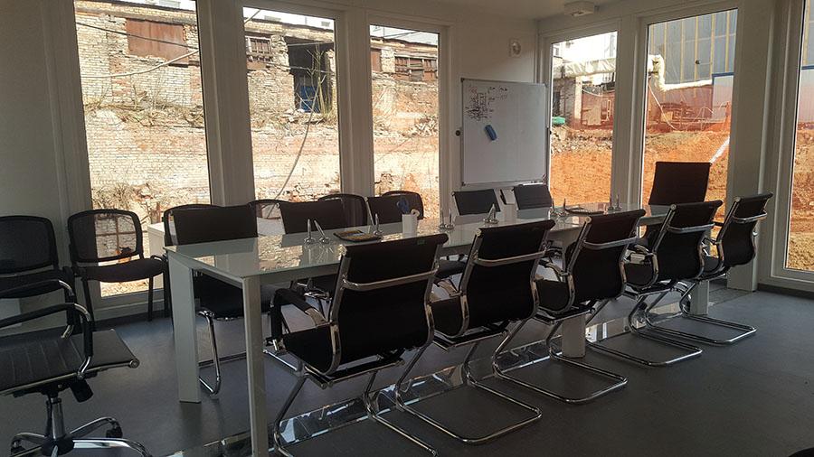 Офис Москва CONTAINEX