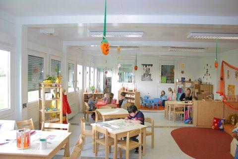 Детский сад из CONTAINEX