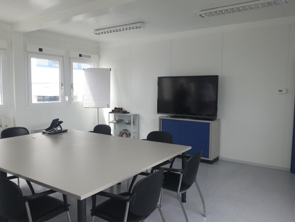 Офис из CONTAINEX