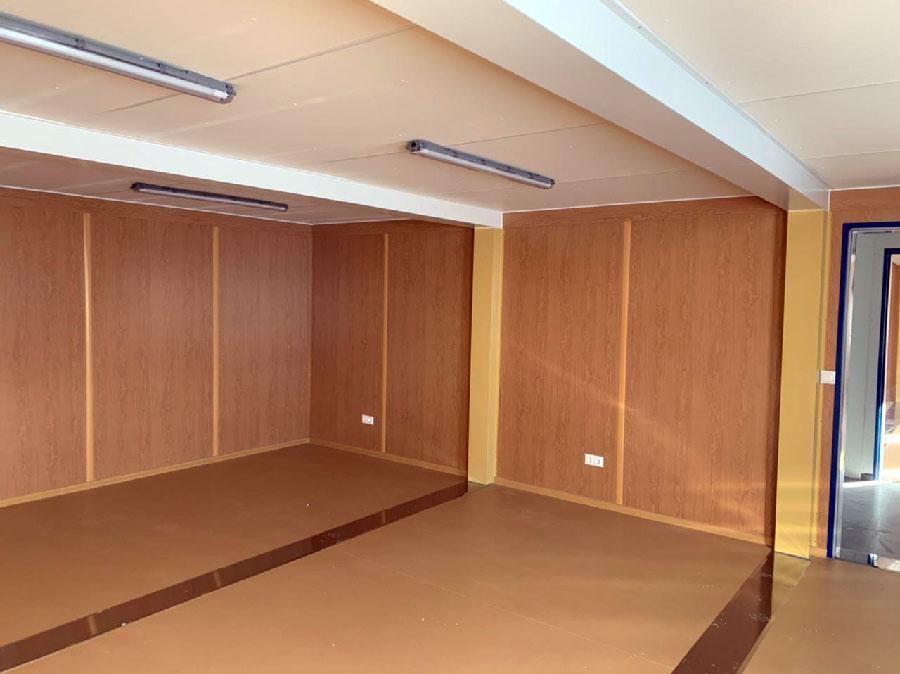Офис штаб из CONTAINEX