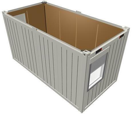 16-футовый блок-контейнер CONTAINEX (TP16)