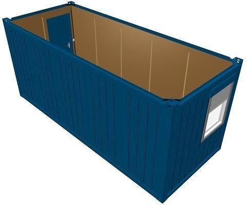 20-футовый блок-контейнер CONTAINEX (TP20)