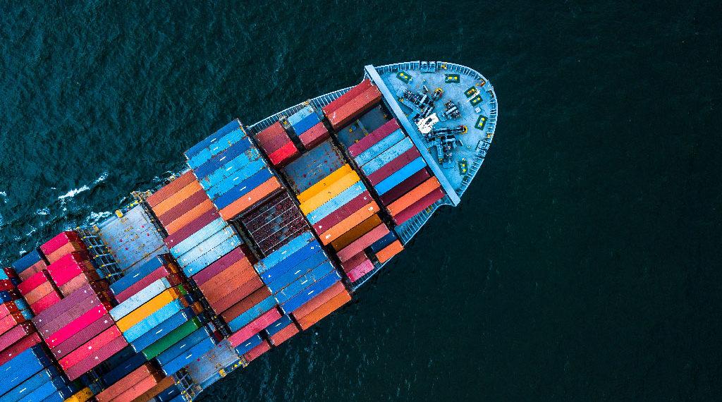 Доставка морским транспортом CONTAINEX